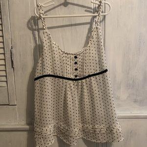 Xhiliration blouse
